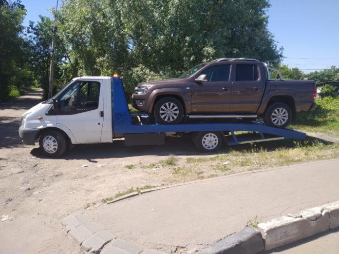 Эвакуатор Мосрентген