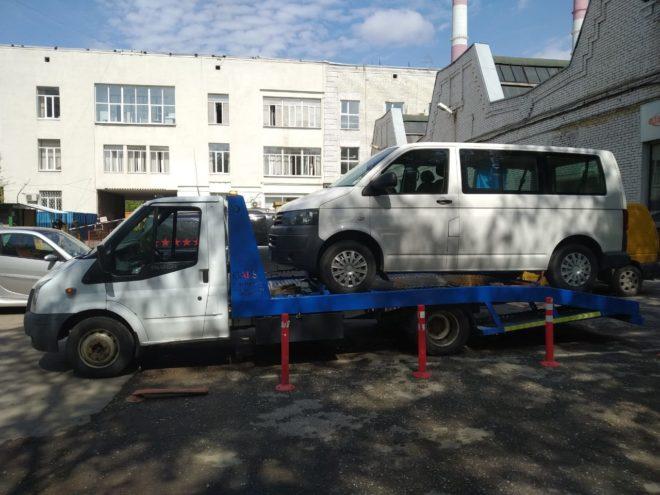 Эвакуатор Климовск